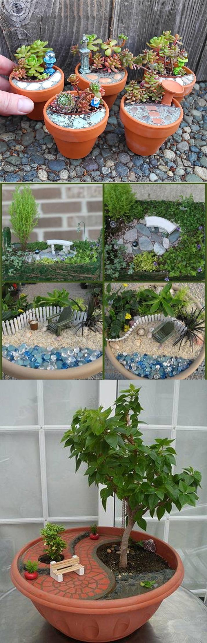 Como organizar un jardin pequeo fabulous crear un jardn for Como organizar un jardin