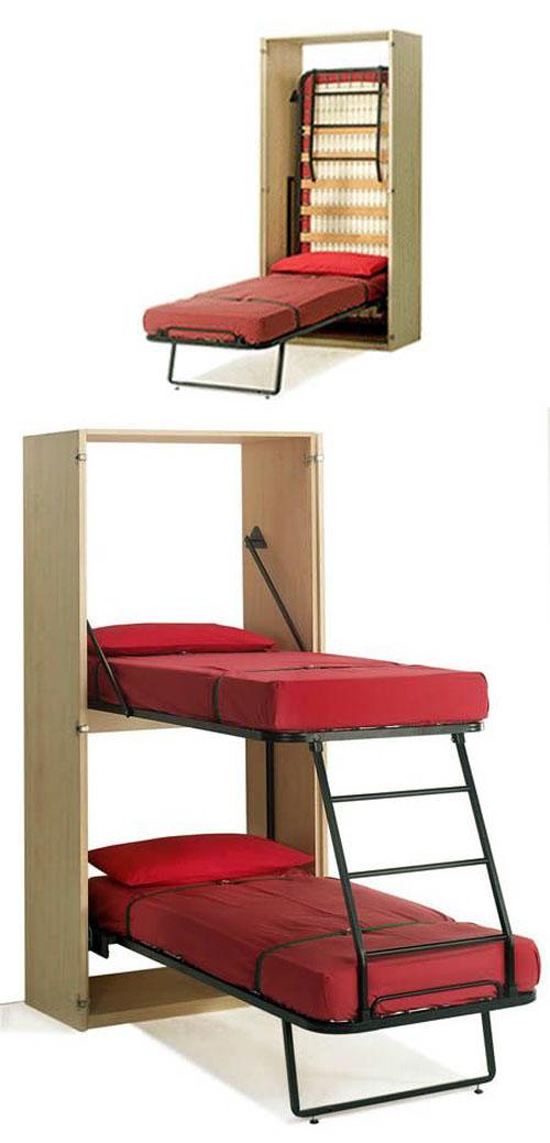 15 ingeniosos muebles para ahorrar espacio - Muebles para ahorrar espacio ...