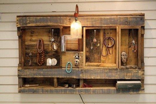 Muebles con Palets: 20+ ideas Asombrosas para Hacer en Casa