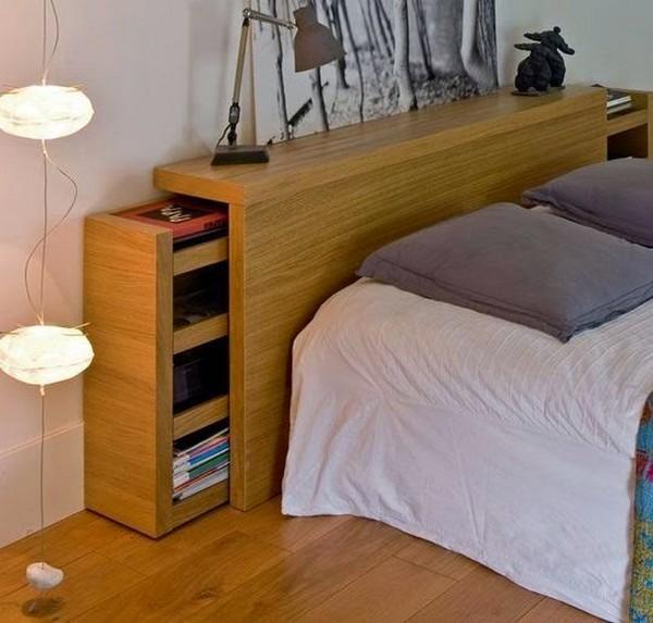 15 muebles ingeniosos para ahorrar espacio - Muebles para ahorrar espacio ...