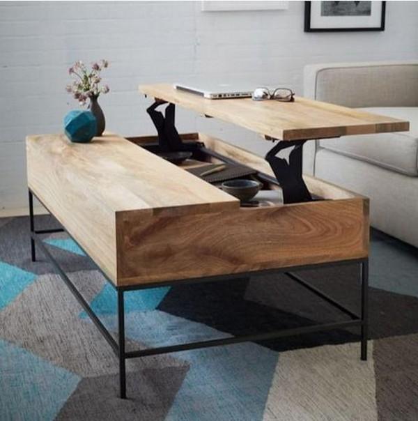 15+ Muebles Ingeniosos para Ahorrar Espacio
