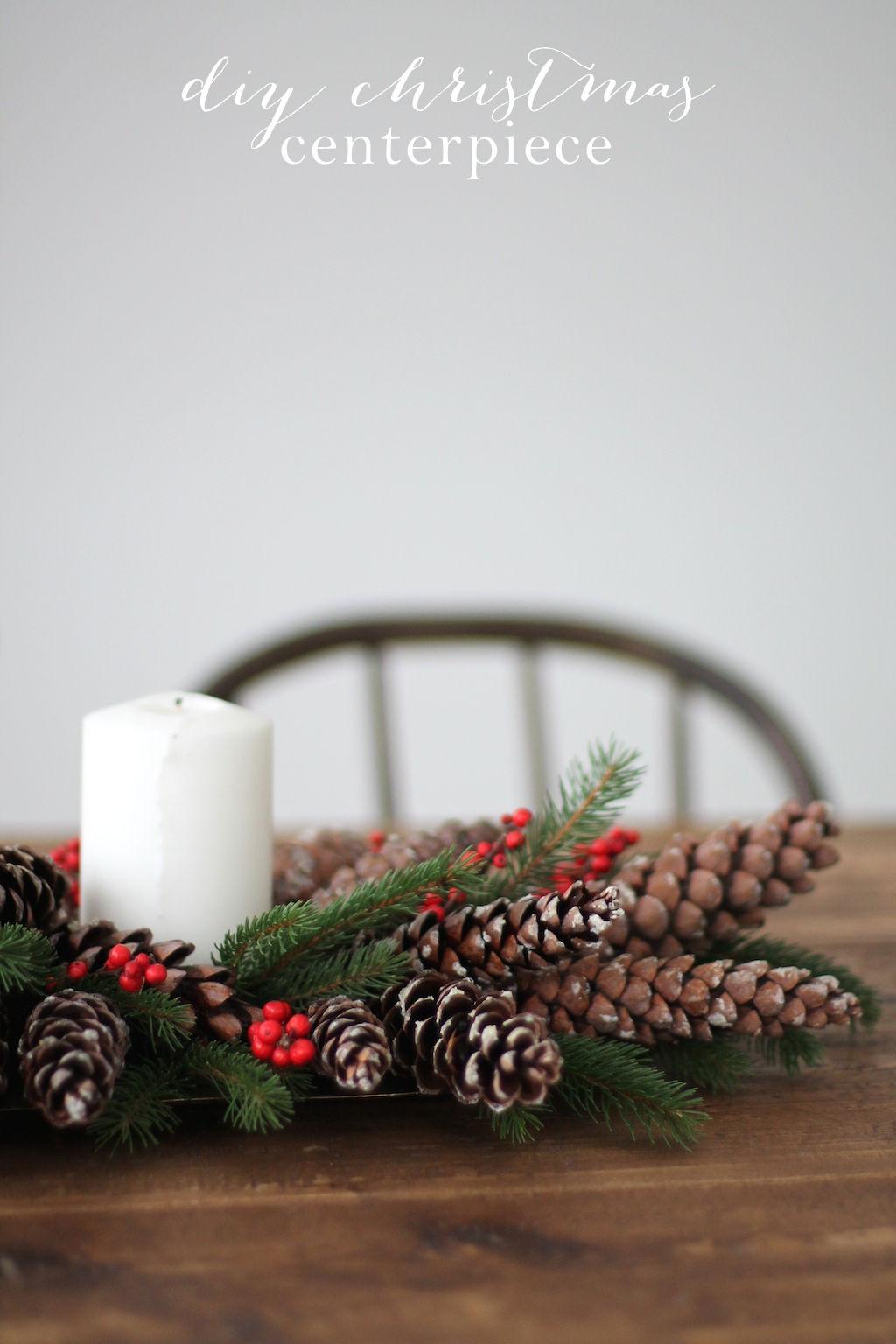 20+ Ideas de Navidad para Decorar con Piñas