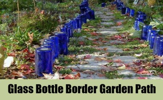 15+ Ideas Originales para Reciclar Botellas en el Jardín