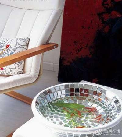15+ Brillantes Ideas para Reciclar los Cristales de un Espejo Roto