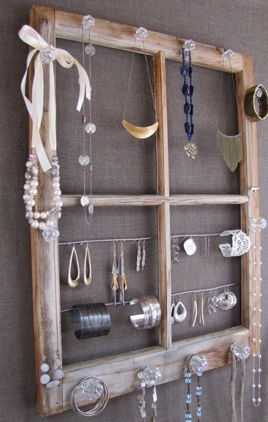 20+ Geniales Ideas para Reciclar las Ventanas Viejas para Agregar Encanto a su Hogar