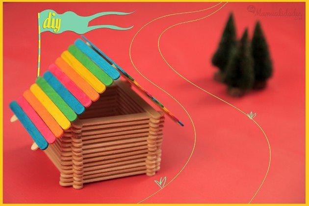 25+ Increíbles Ideas Creativas para Reciclar Palitos de Helado