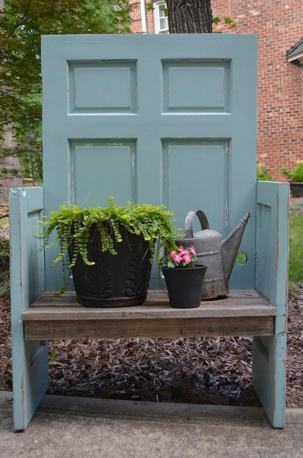 15 incre bles ideas para reciclar puertas viejas for Puertas para reciclar