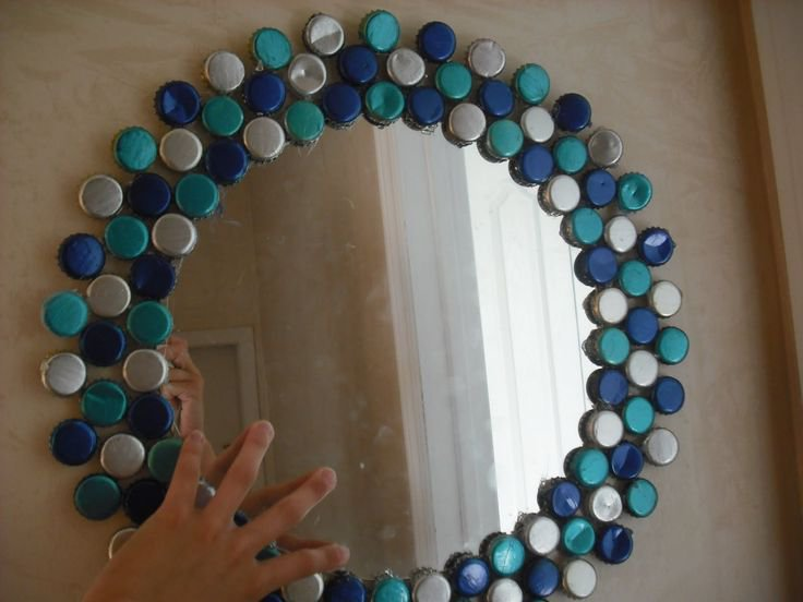 20+ Sorprendentes Manualidades con Tapas de Botellas