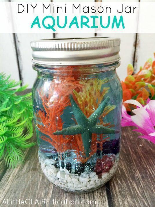 20+ Originales y Sencillas Ideas para Reciclar Tarros de Cristal