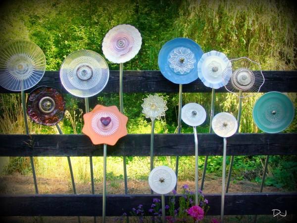 15+ Ingeniosas Ideas para Reciclar Viejos Platos