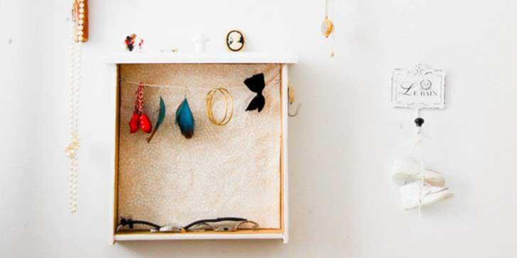 25+ Creativas Ideas para Reutilizar Tus Viejos Cajones y Cajoneras
