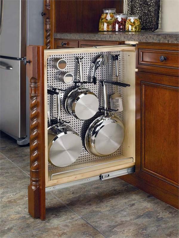 15+ Soluciones Geniales de Almacenamiento para Tu Cocina