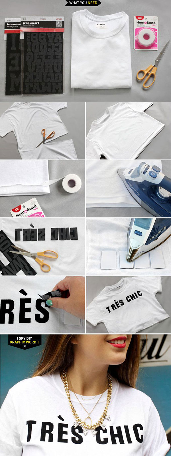 Graphic Designs Shirts DIY