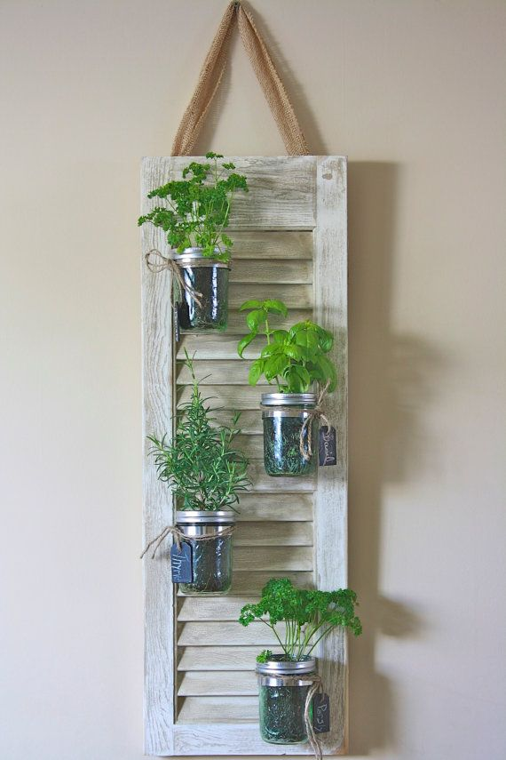 15+ Ingeniosas Ideas con Ventanas Recicladas